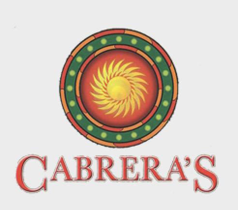 cabrera's logo