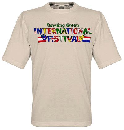 Festival logo t-shirt design