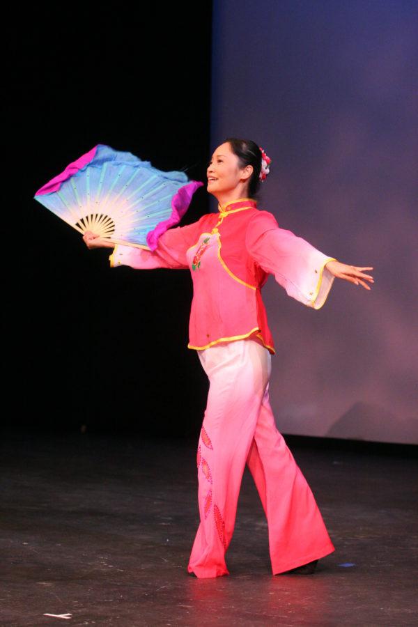 Cheryl Pan Kentucky On Stage
