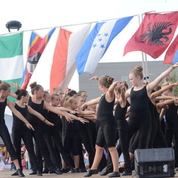 Dance Arts by David Hamilton Hall 2016